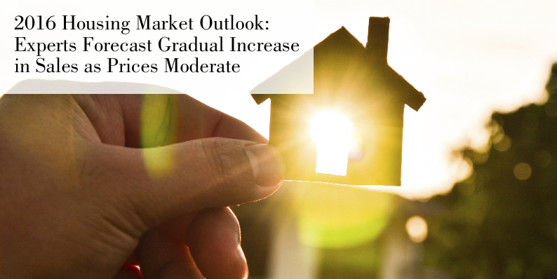 January Reality Check l 2016 Housing Market Outlook